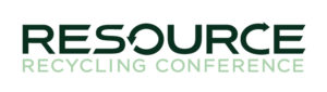 OCT. 22-24, 2018 | Resource Recycling Conference